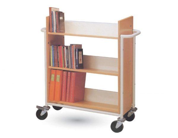 School furniture - Library Furniture: Book Trolley