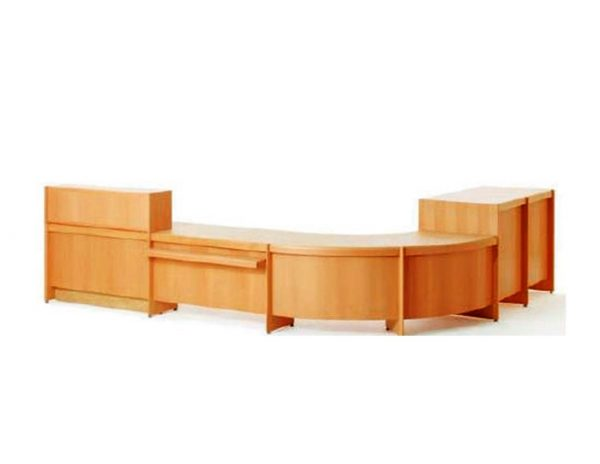 School furniture - Classroom chair & desk: Circulation Desk Type A