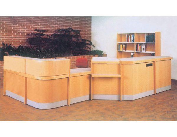 School furniture - Classroom chair & desk: Circulation Desk Type B