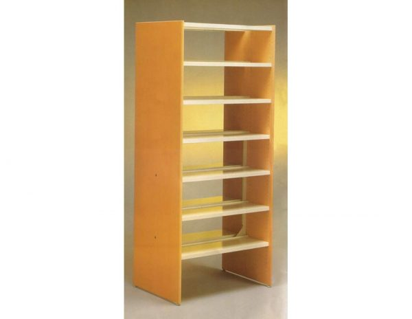 School furniture - Library Furniture: Double Sided Shelving