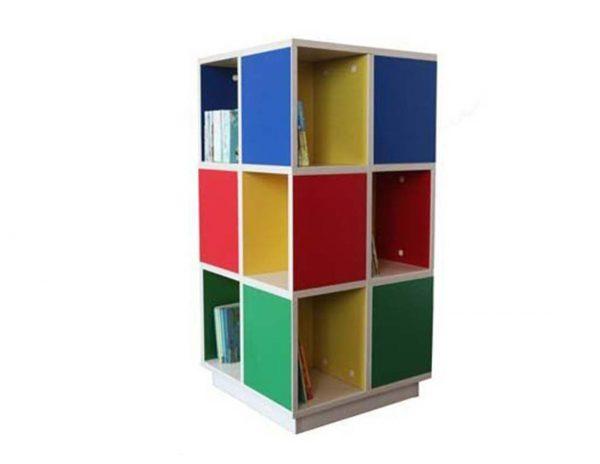 School furniture Shop In Rawalpindi -kinder-360-book-rack   Schoolfirst