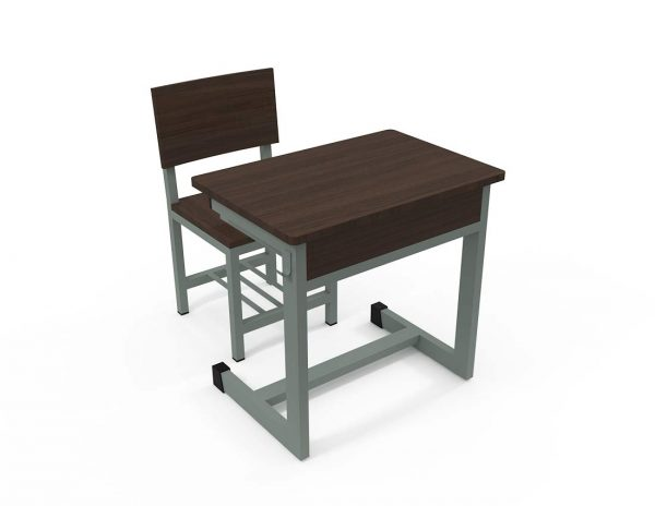 School furniture - Classroom chair & desk: Anthem Desk & Chair Combo
