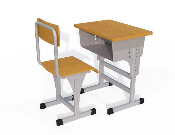 School furniture - Classroom chair & desk:ICON Desk & Chair Combo