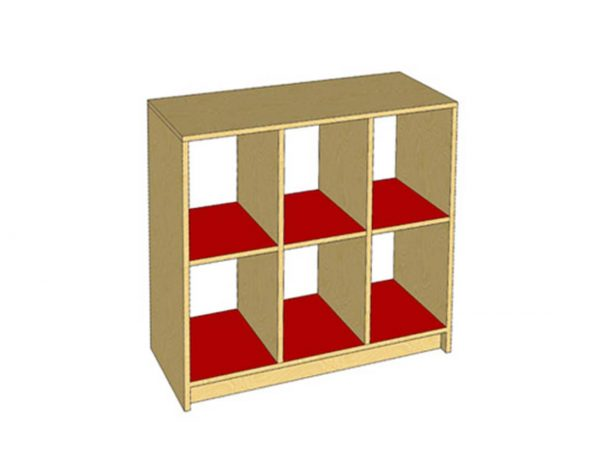 School furniture Shop In Islamabad - cubby-storage-six | Schoolfirst