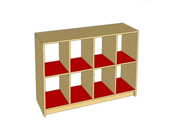 School furniture Shop In Rawalpindi - cubby-storage-eight | Schoolfirst