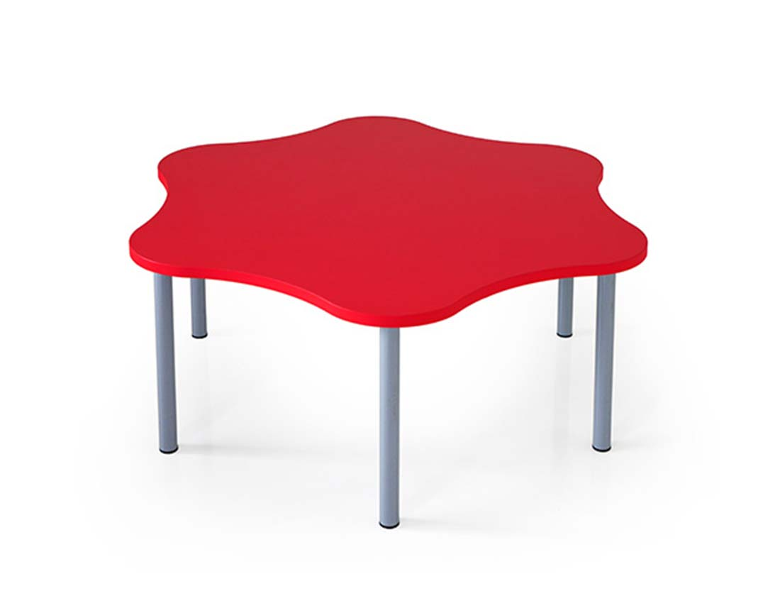 School Furniture: Classrooms Table-Happy Table-FLORA