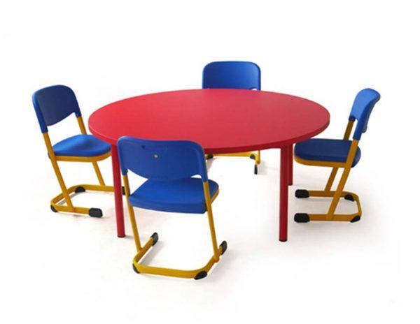 School furniture Shop - Happy Table Round | Schoolfirst