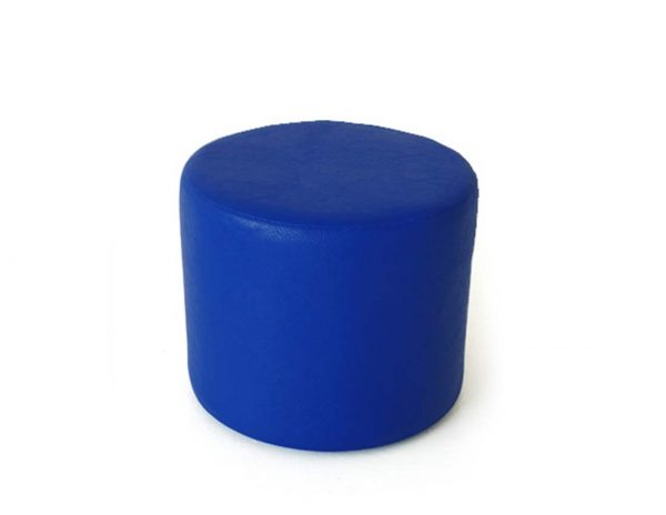 School Furniture Softy Round preschool stool